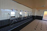 5階 大浴場 洗い場
